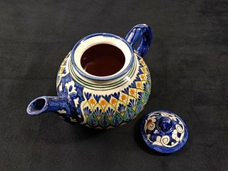 Чайник синий
