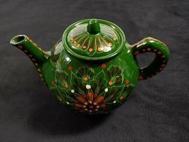 Чайник зеленый